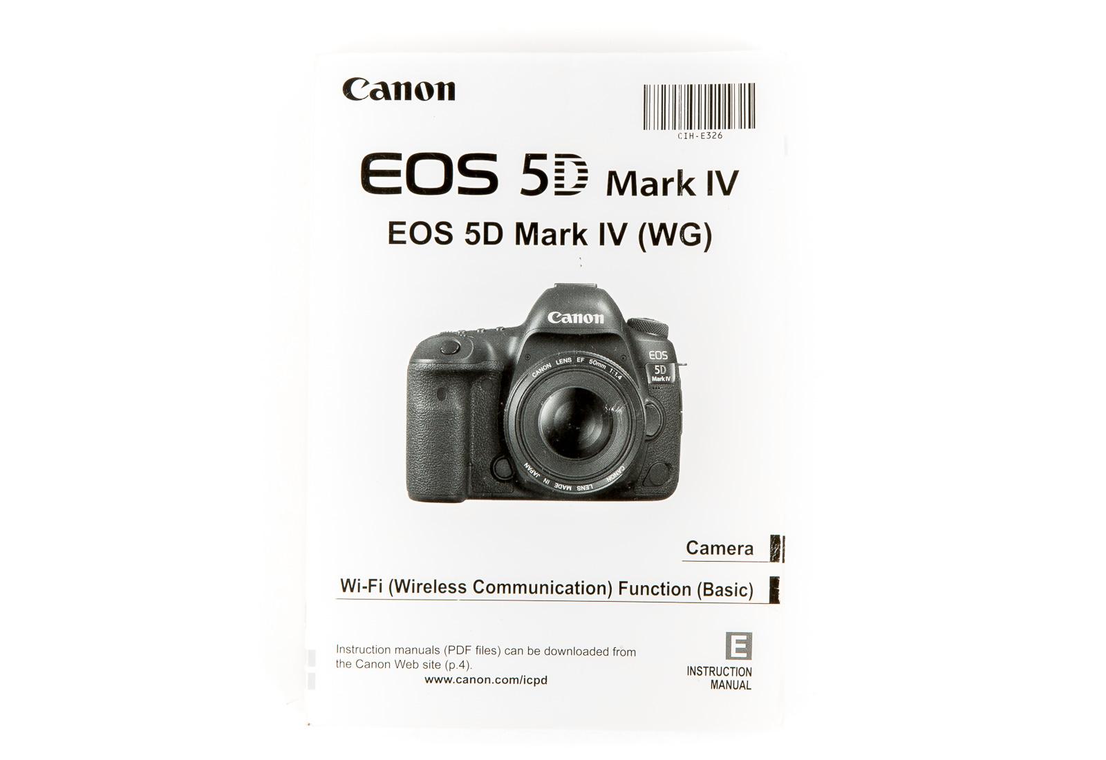Rent a Canon 5D Mark IV at LensProToGo com