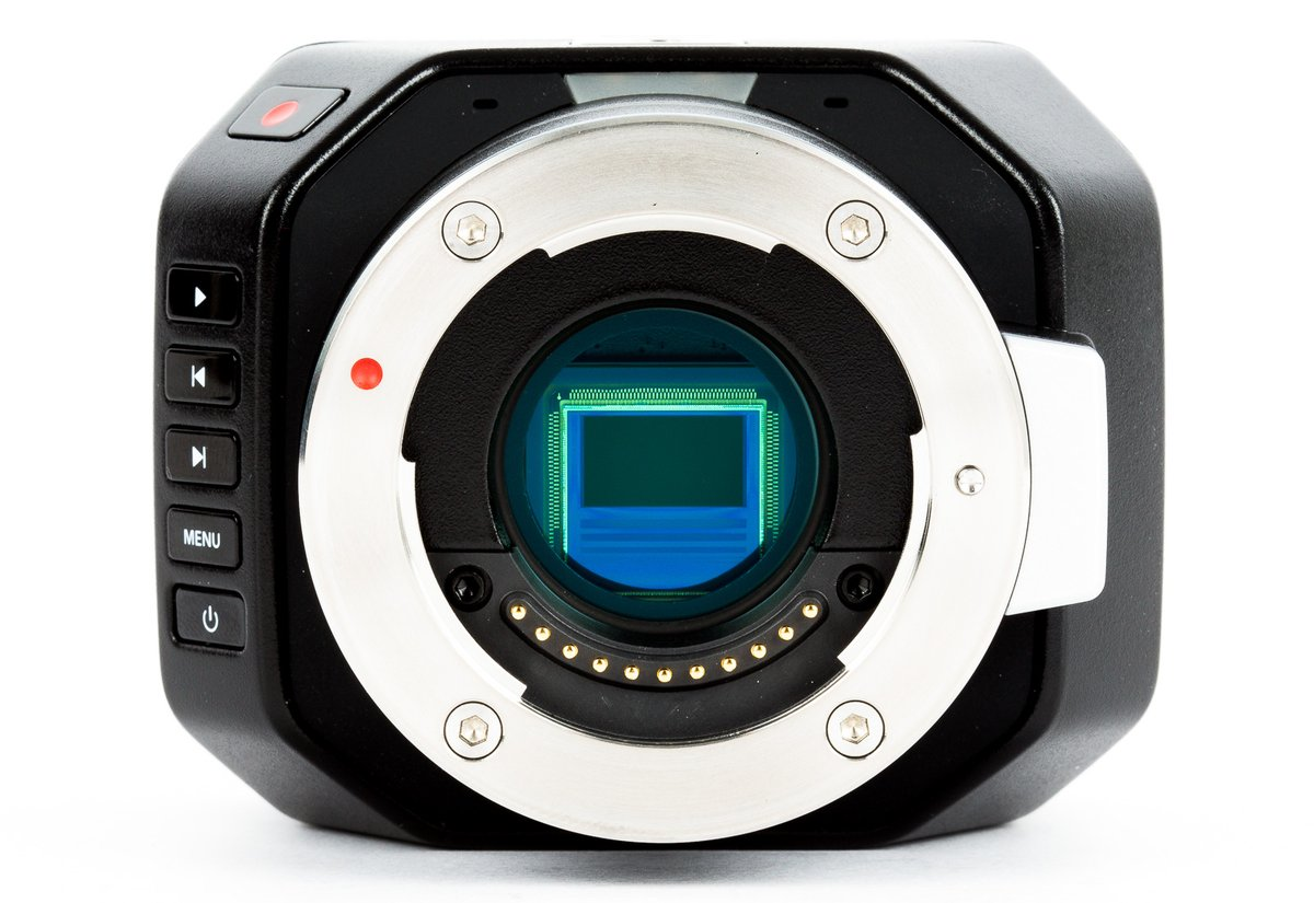 Rent a Blackmagic Design Micro Cinema Camera at LensProToGo com
